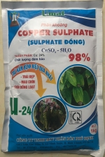 SULPHATE ĐỒNG  CuSO4-5H2O