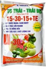 NPK 15-30-15 ( U30) Chuyên nuôi trái