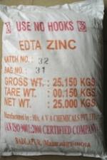 CHELATE KẼM   EDTA-Zn  14%